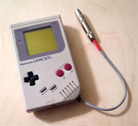 mod your gameboy low gain
