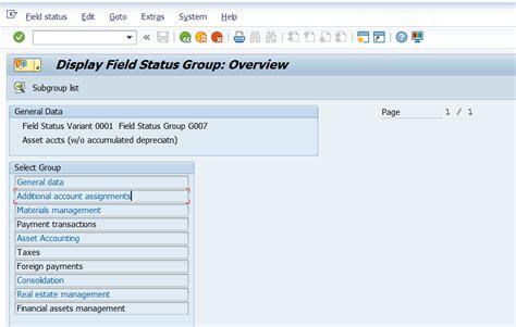 general ledger sap easy access assets integration in new general ledger erp financials