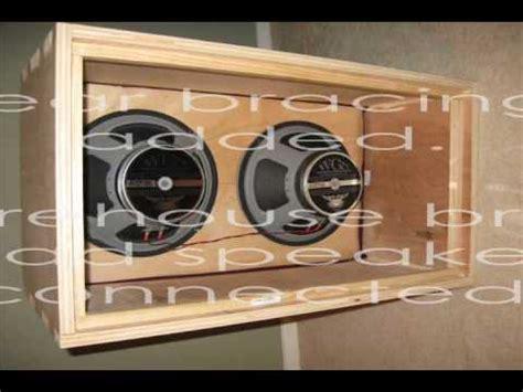build plans speaker cabinet plans guitar wooden wood tools