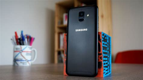 samsung galaxy a6 review style photography skills tech advisor