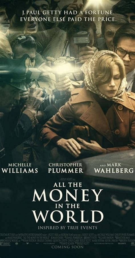 film one day in the world all the money in the world 2017 imdb