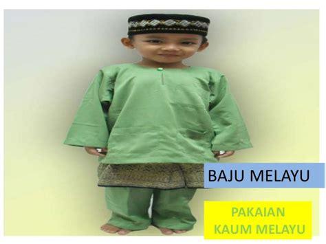 Baju Kurung Kaum Melayu 4 jerai pakaian tradisional