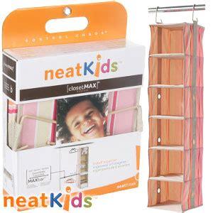 Closet Max by Buy Neatkids Closet Max 6 Shelf Organiser At Home Bargains
