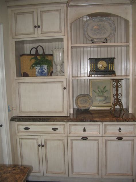 kitchen cabinets beadboard appliance garage beadboard recycling bins antique glazed