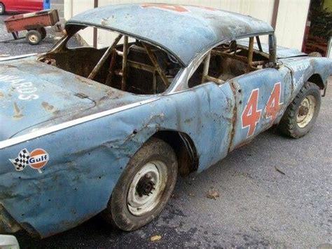 Pin Korpri Asn Ri Oval T1310 2 chevy stock car 44 retired forgotten race cars rods chevy and cars