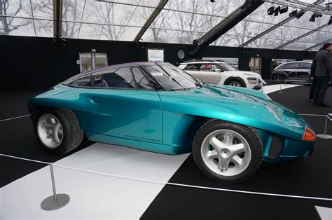 Porsche Panamericana by L Expo 171 Concept Cars 187 Et Design Automobile En Photosen