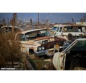 Welcome To The Wasteland Great American Junkyard