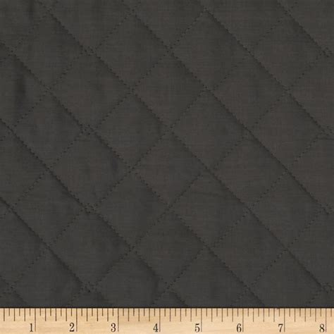 sided quilted broadcloth grey discount