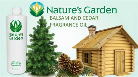 Natures Garden Coupon by Balsam And Cedar Fragrance Natures Garden