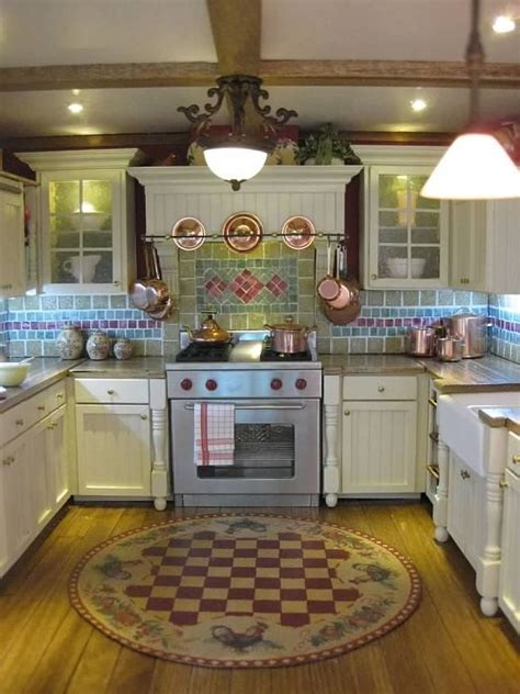 miniature dollhouse kitchen furniture 274 best miniature kitchens images on
