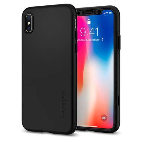 iphone x thin fit 360 spigen inc