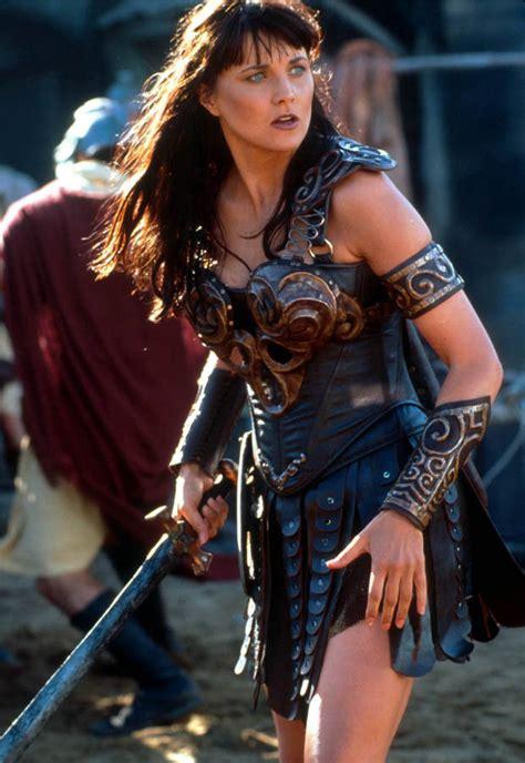 Set Xena xena warrior princess set for reboot tv show daily