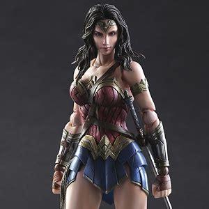 Superman Batman Wonderwoman Krypto Pvc Statue batman v superman of justice play arts pvc figure hobbysearch pvc