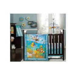 disney finding nemo 8 crib bedding set line