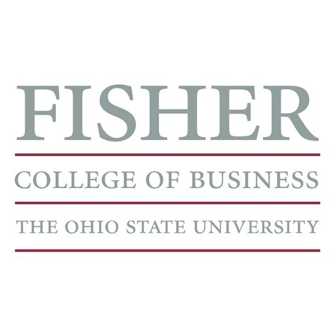 Ohio Mba Finance by Fisher College Of Business Logos
