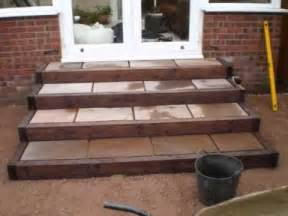 patio steps garden design wmv youtube