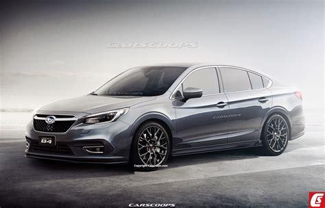 2020 Subaru Legacy Turbo by Vwvortex Next Subaru Legacy Spied Heavy