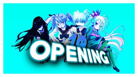 Anime Openings by Top 10 Opening Anime