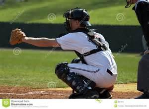 baseball catcher royalty free stock image image 627976