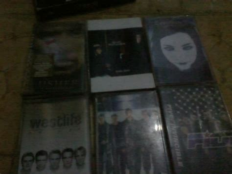 Kaset Pita Christian Bautista koleksi bagian 1 iaraanderson s