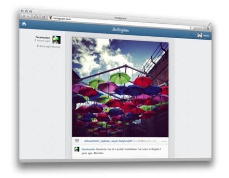 mobile site instagram after two years of quot mobile quot instagram brings feed