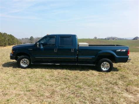 how it works cars 1999 ford f350 windshield wipe control find used 1999 ford f350 crew cab 4x4 7 3 powerstroke in ooltewah tennessee united states for