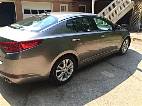 2013 Kia Optima Ex Review 2013 Kia Optima Review Cargurus