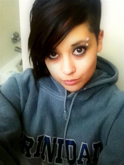 half shaved pixie haircut 15 best short haircuts i want images on pinterest short