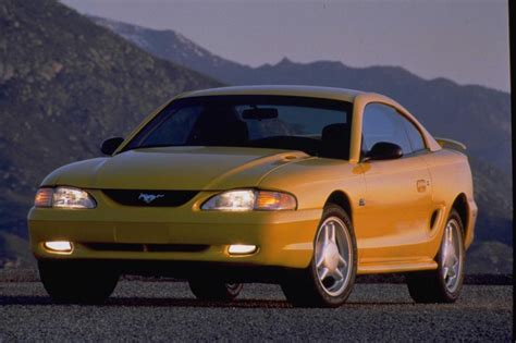 generation mustang ford mustang 4th 1994 2004