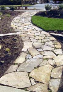 best 25 walkways ideas on rock pathway