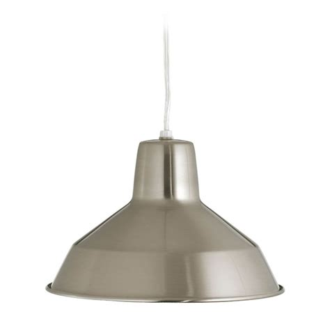 Pendant Light In Brushed Nickel Finish P5087 09 Brushed Nickel Pendant Lights