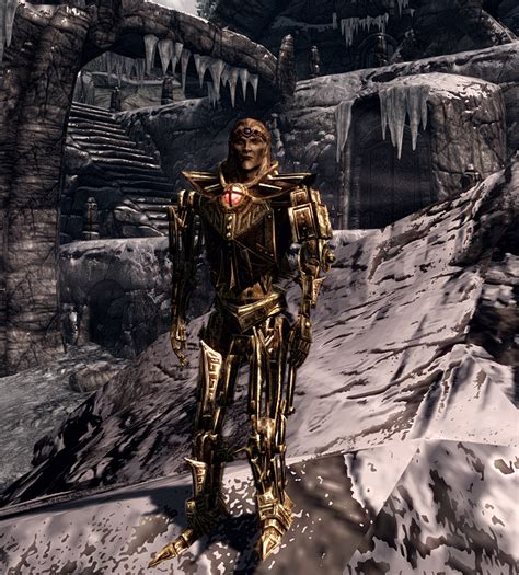 skyrim dwarven dwemer power armor dwarven bionic suit dwemer light power armor at skyrim