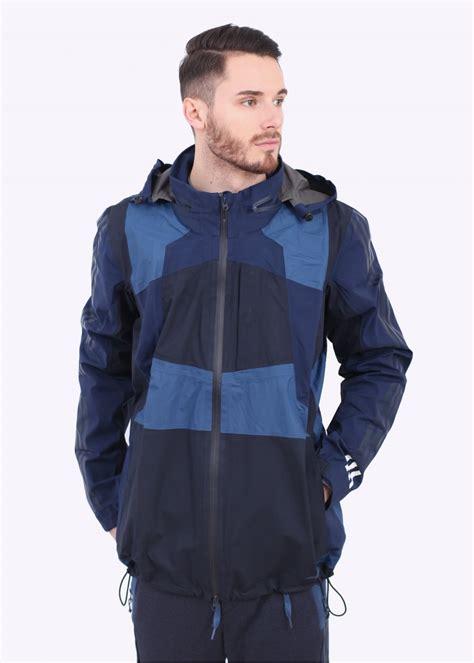 Jaket Adidas Navi adidas originals x white mountaineering shell jacket navy