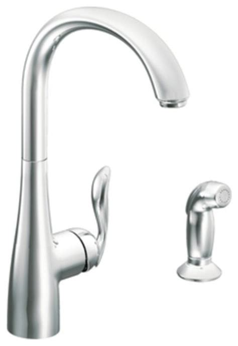 arbor kitchen faucet moen arbor stainless single handle kitchen faucet