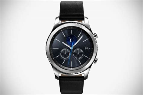 Samsung?s New Gear S3 Smartwatch Inches Closer To Being A Real Watch   MIKESHOUTS