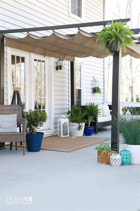 patio pergola designs 25 great ideas about patio shade on outdoor