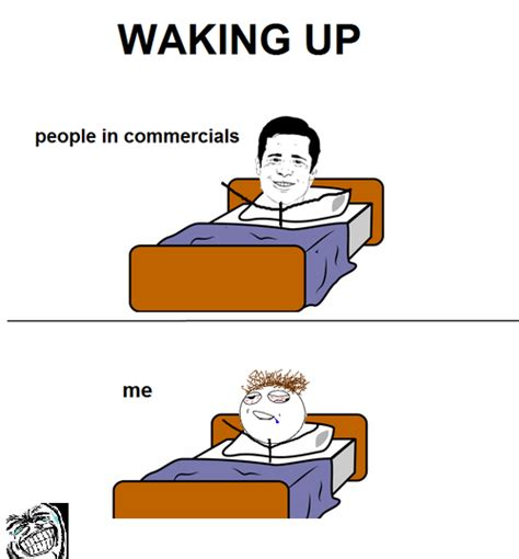 Wake Up Meme - waking up desicomments