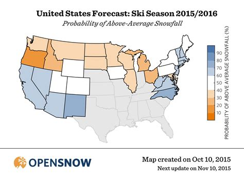 whats the winter outlook for 2015 2016 opensnow winter ski forecast for 2015 2016 opensnow
