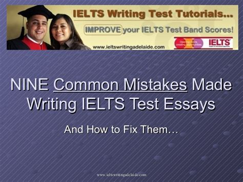 ielts writing task 2 corrections most common mistakes students make and how to avoid them books ielts writing adelaide nine common mistakes made with