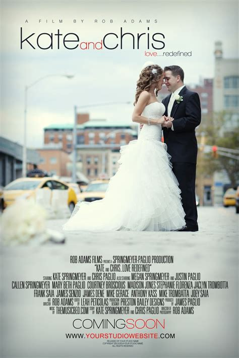 poster film operation wedding awesome wedding film poster by creativelive instructors