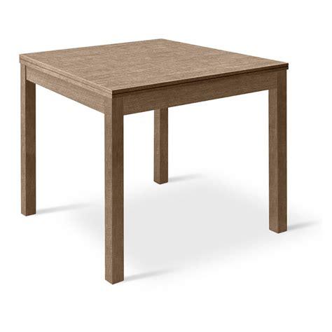 tavolo allungabile quadrato tavolo quadrato allungabile in legno pescara 4w tavoli a