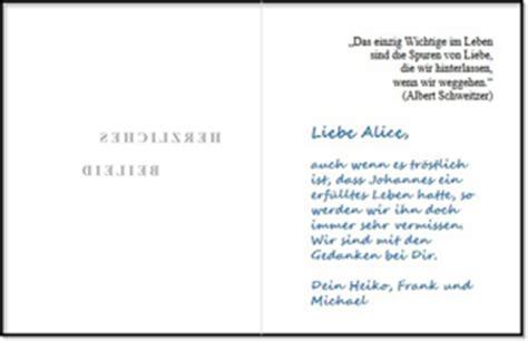 Trauerkarte Schreiben Muster Beileid Karte Schreiben Trauerkarte Beileidskarte Zum Kondolieren Mit Wei 223 En Trauerkarte