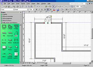 Visio Floor Plan Template Visio Stencil Free Downloads Electrical Pdf 2017 Simple