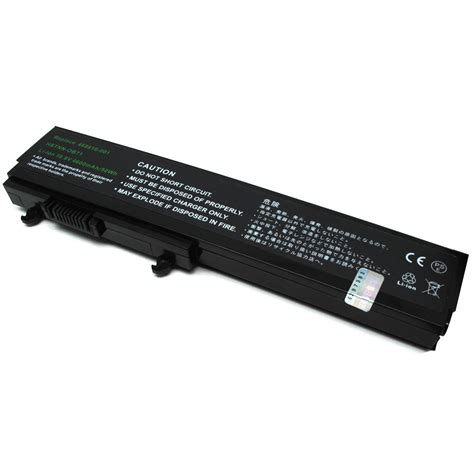 Baterai Black baterai notebook hp pavilion dv3000 series standard