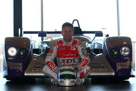 Audi Le Mans Drivers by Audi Le Mans Driver Allan Mcnish Evo