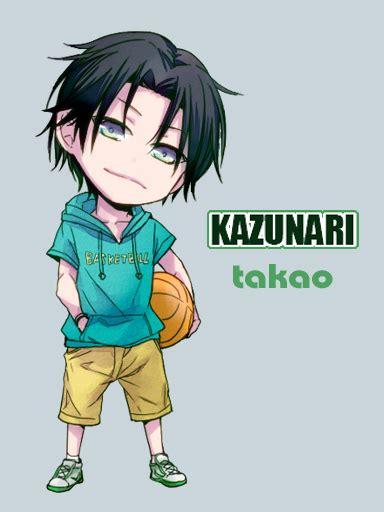 Kuroko No Basuke Last Rubber Takao Kazunari takao kazunari kuroko no basuke page 5 of 30 zerochan anime image board