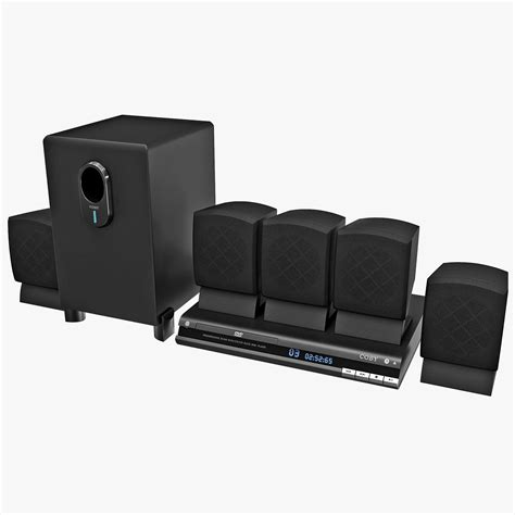 lightwave dvd home theater coby