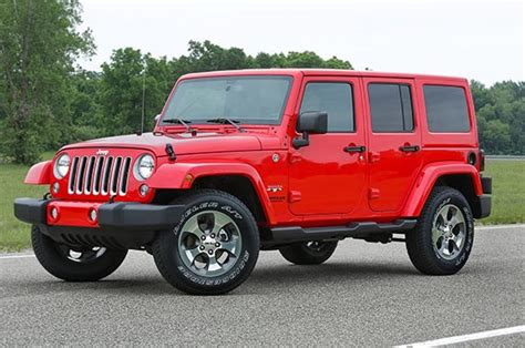 Best Jeep Wrangler Made The Most American Made Cars Bankrate