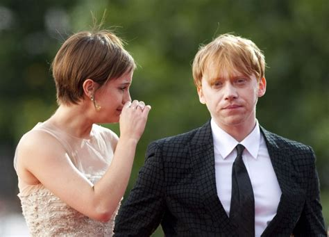 emma watson rupert grint the gallery for gt rupert grint and emma watson 2014