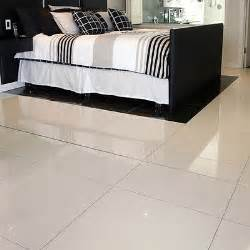 white polished porcelain pre sealed 60x60 wall